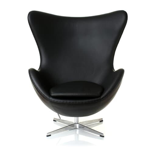 arne jacobsen style egg style chair style swiveluk com